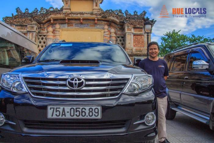 Danang My Son HoiAn day tour by private car
