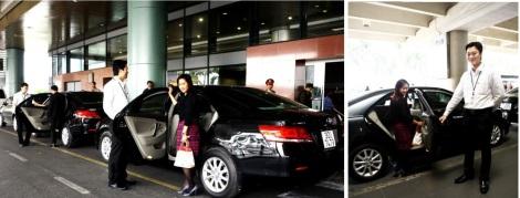 Danang Airport pick up to Hoi An