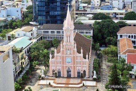Danang church