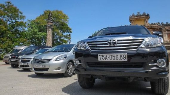 Danang Private Taxi – Driver Team