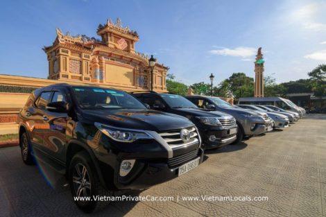 Danang Private Car driver team