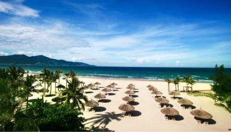 Non Nuoc beach - Danang city