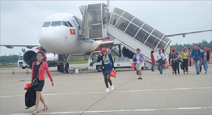Phu Bai Hue airport