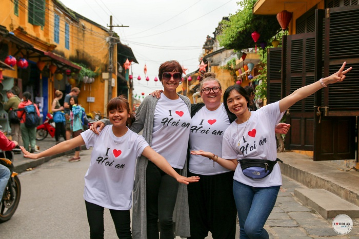 Walking tour Hoi An town