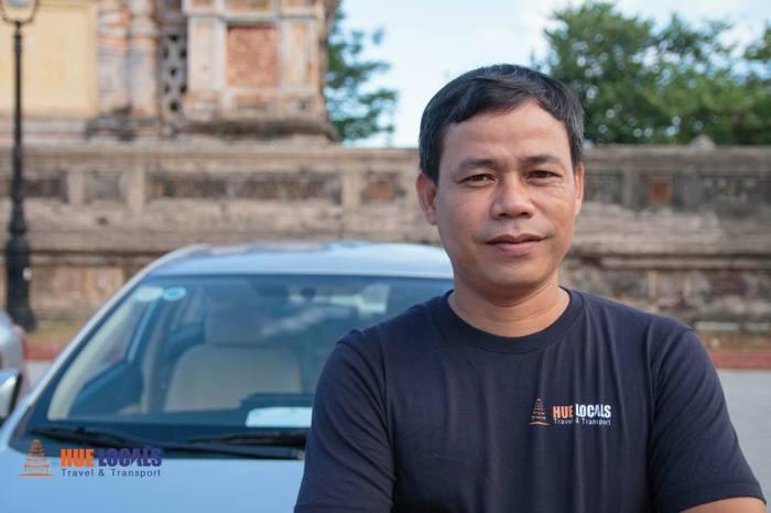 Danang driver team