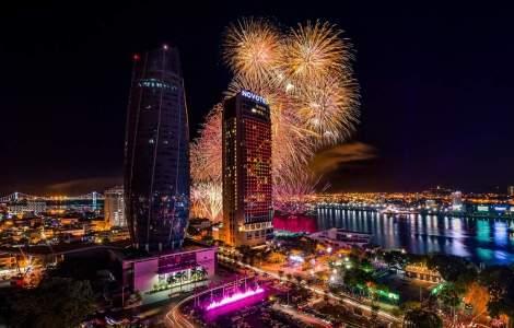 Da Nang International Fireworks Festival 2017