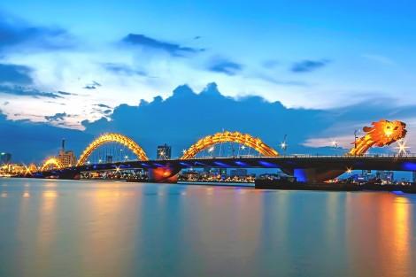 Dragon Bridge - Danang city