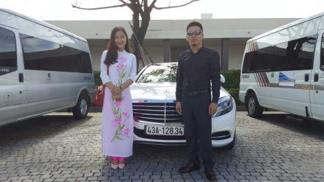 Mercedes Ben 2016 S500 Vietnam Vip Car