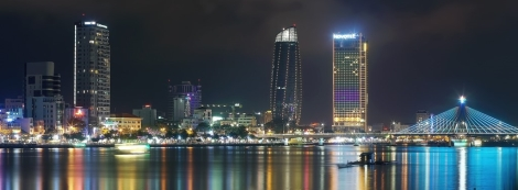 Danang By Night - Danang Private Taxi
