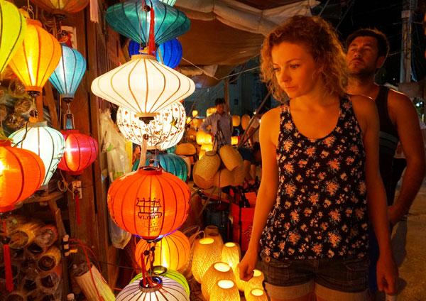 Night Market Hoian