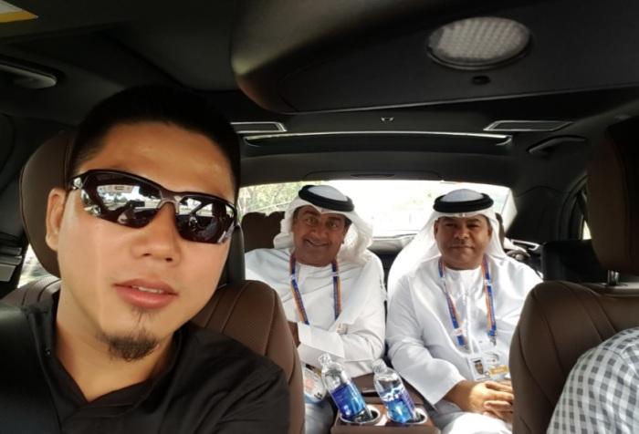 Danang VIP car