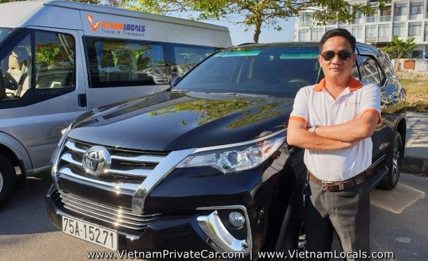 Vietnam Private Car - Vietnam Locals driver team